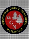 Great Northern Railroad Crochet Pattern