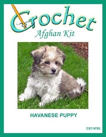 Ricorumi Puppies Dog Crochet Kit - Yarnplaza.com | 450x348