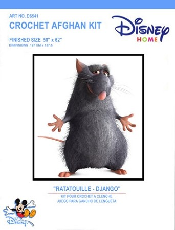 remy from ratatouille!* NOW WITH FREE PATTERN!!!* - CROCHET | 450x342