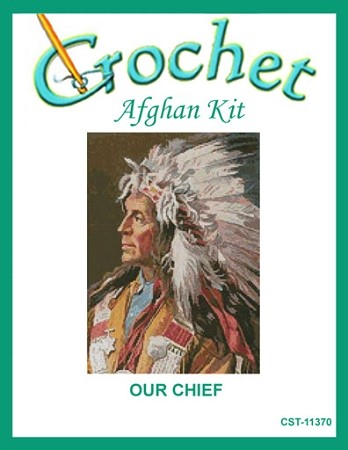 Our Chief Crochet Afghan Kit
