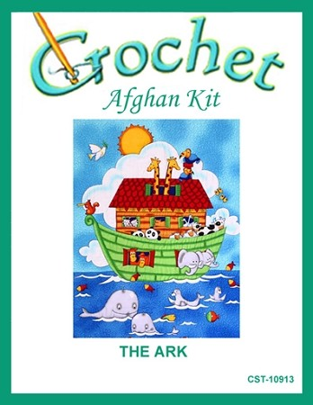 The Ark Crochet Afghan Kit