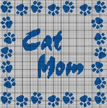 Cat Mom  2 Crochet Pattern