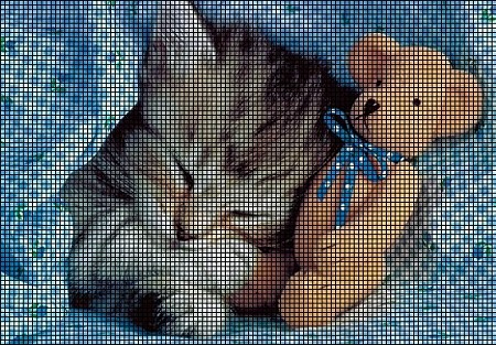 Time For My Nap Crochet Pattern