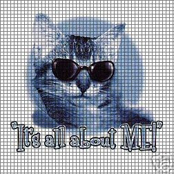 It's All About Me Crochet Pattern