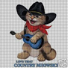 Love That Country Music Crochet Pattern
