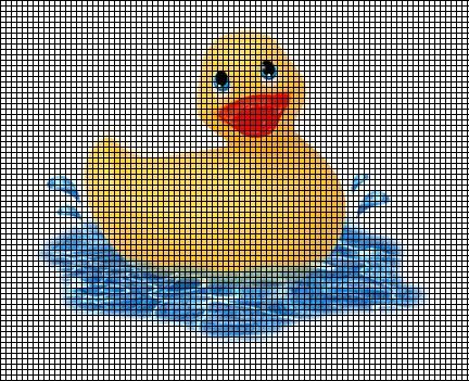Yellow rubber duck crochet PATTERN Amigurumi duck pattern DIY ...   351x432