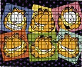 GARFIELD – Amigurumi Patterns | 235x288
