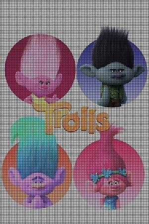 Ravelry: Spring Troll pattern by Sharon Ojala | 450x300