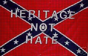Heritage Not Hate Crochet Pattern