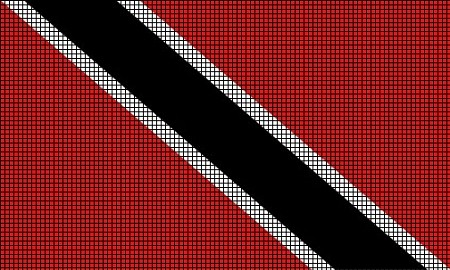 Trinidad Flag Crochet Pattern