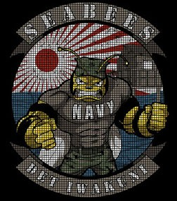 Seabees Monster Mad Bee Crochet Pattern