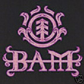 Element Bam Crochet Pattern
