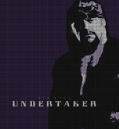 The Undertaker Crochet Pattern