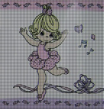 Precious Moments Ballerina Crochet Pattern